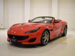 フェラーリ ポルトフィーノ F1 DCT メーカー保証 7年メンテ 外装フルカーボン