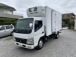 三菱ふそう キャンター キャンタートラック4.9ディーゼルターボ 2トン・ロング・冷凍冷蔵車マイナス5度設定