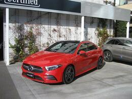 メルセデスAMG Aクラスセダン A 35 4マチック 4WD AMG Performance AdvancedPKG