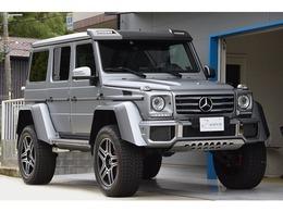 メルセデス・ベンツ Gクラス G550 4x4スクエアード 4WD 特別限定車 ユーザー様買取車 ワンオーナー
