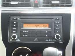 ラジオ(AM・FM) CDがご利用頂けます。