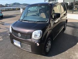 日産 モコ 660 S 純正メモリナビ フルセグTV スマートキー