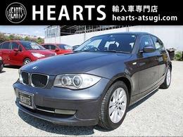 BMW 1シリーズ 116i 社外ナビ バックカメラ付 整備記録簿付