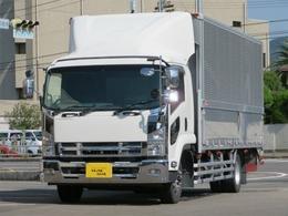 いすゞ フォワード 7t 増トン ワイド アルミウイング 内寸-長618x幅241x高218
