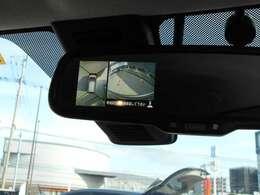 上から丸見え!アラウンドビューモニター搭載!!車の周囲がモニターで確認出来るので縦列駐車も楽に行うことが出来ますよ★