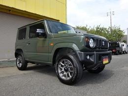 スズキ ジムニー 660 XC 4WD 届出済未使用車/衝突防止装置/LEDライト