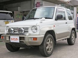 三菱 パジェロジュニア 1.1 ZR-II 4WD キーレス/車検整備付