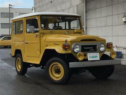 トヨタ ランドクルーザー40 4MT 4WD 背面タイヤ 保証書 取説