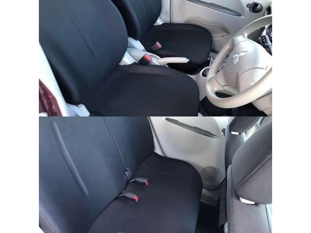 使用感の無いキレイなシート!座り心地も良いですよ♪