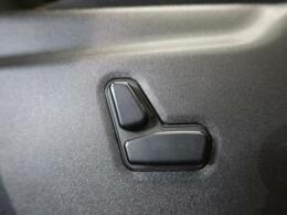 パワーシートで微調整がきいてお好みの座席位置に調整が可能♪☆高級感が違います☆