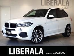 BMW X5 xドライブ 35d Mスポーツ 4WD セレクトPkg ACC サンルーフ 黒革 OP20AW