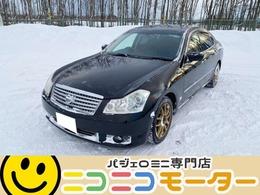 日産 フーガ 3.5 350XV FOUR 4WD 検R3/2 プッシュスタート ETC