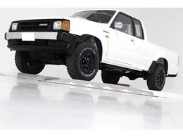 マツダ プロシード 2.6 キャブプラス 4WD ウッドステアリング リアステップバンパー