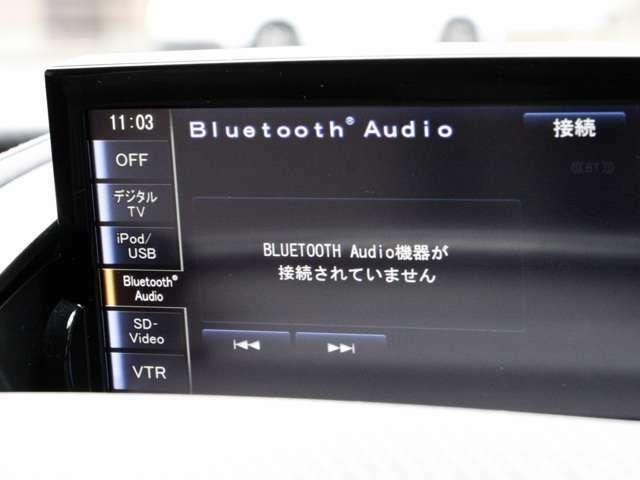 地上波デジタルTV AUX  Bluetooth  SD が使用できます