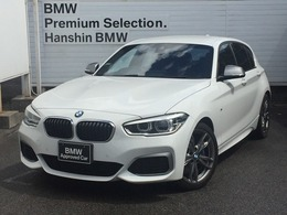 BMW 1シリーズ M140i 認定保証1オ-ナ-LEDライト黒革バックカメラ