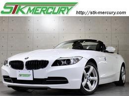 BMW Z4 sドライブ 23i ハイラインパッケージ 新品タイヤ黒革シートヒーター電動開閉ETC