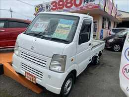 スズキ キャリイ KCリミテッド 4WD 5MT
