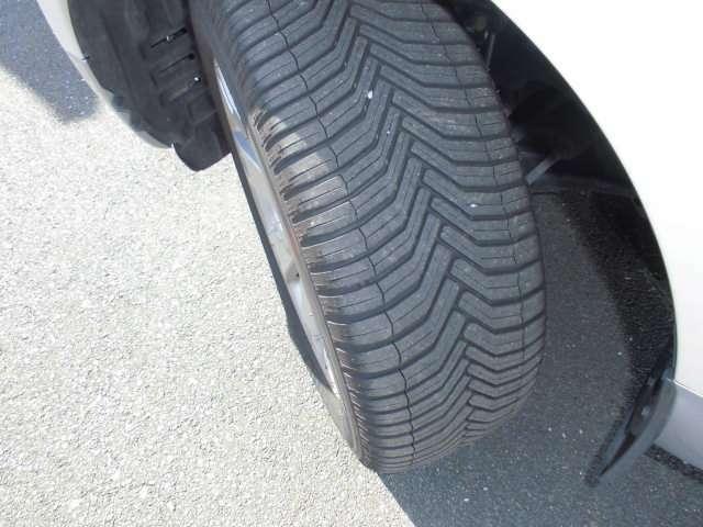 タイヤの状態も良好です