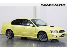 スバル レガシィB4 2.0 RSK Sエディション 4WD 5速MT ノーマル車 純正イエロー