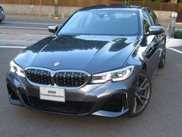 BMW 3シリーズ M340i xドライブ 4WD ハーマンカードンズピーカーリヤスポイラー