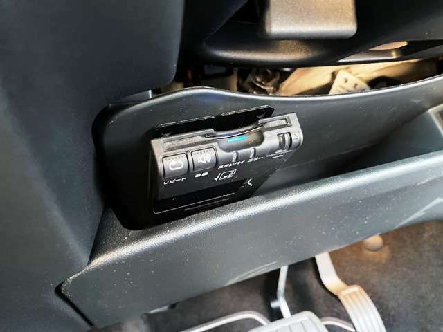 ETC車載器搭載しております!