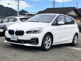 BMW 2シリーズアクティブツアラー 218d xドライブ 4WD プラスPKG/パーキングサポート