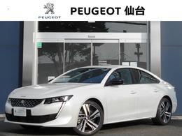 プジョー 508 GT ブルーHDi プレミアムレザーエディション ディーゼルターボ パノラミックGルーフ 電動レザー