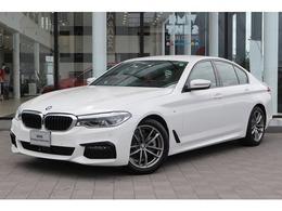 BMW 5シリーズ 523d xドライブ Mスピリット ディーゼルターボ 4WD 認定中古車