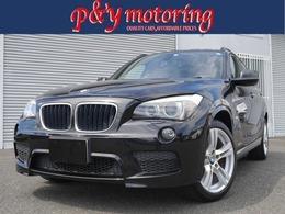 BMW X1 sドライブ 18i Mスポーツパッケージ コンフォートアクセス純正HDDナビ
