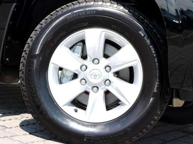 TX専用17インチアルミホイール☆社外のゴツゴツ系タイヤホイールセットや大口径のラグジュアリーホイールセットに変更いかがですか?