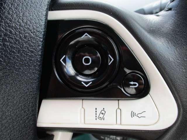 各種操作ボタンも使いやすいレイアウトです♪