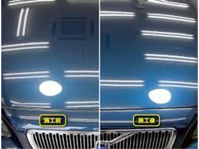Aプラン画像:お車を綺麗な状態で保つことができる、ガラスコーティング含めたプランです洗車が苦手な方におススメです。
