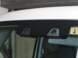 【デュアルカメラブレーキサポート】(衝突被害軽減ブレーキ)人にも、クルマにも、衝突被害軽減ブレーキが作動します♪軽自動車で「ASV++(ダブルプラス)」の安全性能を獲得♪