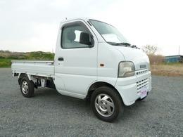 スズキ キャリイ 660 KU(パワーステアリング付) 3方開 4WD