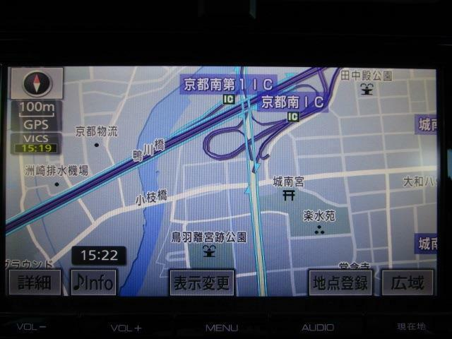9型SDナビ地デジTV付のお値打ち車!DVDビデオ再生&ミュージックサーバ&Bluetoothオーディオ機能!