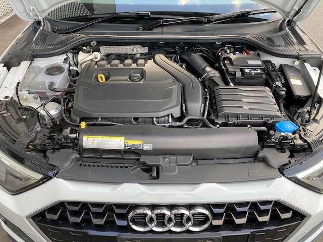 低燃費と高出力を実現させたTFSIエンジン!