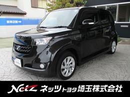 トヨタ bB 1.5 Z エアロパッケージ フルセグHDDナビ 新品タイヤ