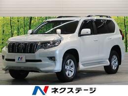 トヨタ ランドクルーザープラド 2.7 TX 4WD 9型BIG-X 後席モニター ムーンルーフ