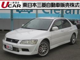 三菱 ランサーエボリューション 2.0 GT-A VII 4WD ターボ 5速AT 純正アルミ HIDライト