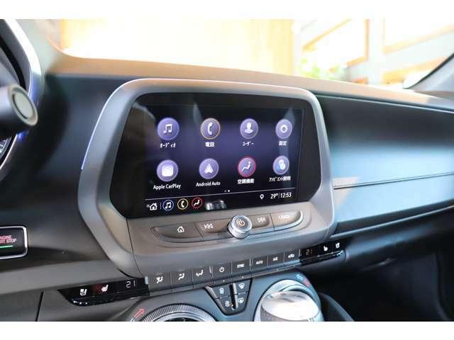 AppleCarPlay対応!左ハンドル車には欠かせないETCも装備されてます!