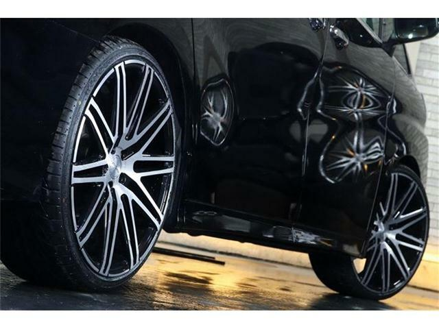 NEW【ZOOM】ローダウンサスに新品【ELEGANT】ブラポリ22intAWをイン!!新品【245/30R22】新品タイヤをイン!!インパクト、、、【大】。。。ライバルと差をつけろ!!!