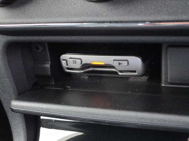 ETC車載器装備!