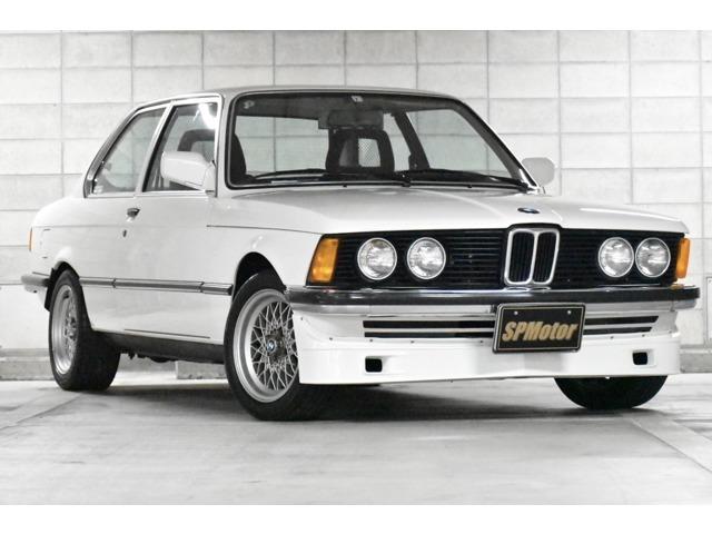 E21初代3シリーズ!5速MTのM10エンジン搭載車!程度良すぎの保管状態とても良い初代BMW3シリーズ!これから乗り続ける為の新品純正スペアパーツ沢山あります!是非ご覧下さい!