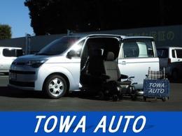 トヨタ スペイド 1.3 X ウェルキャブ サイドアクセス車 脱着シート仕様 Bタイプ 手動式