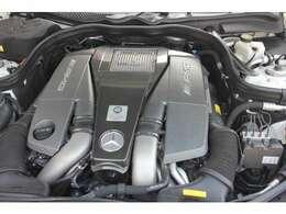 5500CC 585馬力(カタログ値)