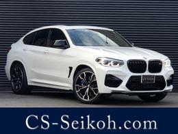 BMW X4 M コンペティション 4WD サンルーフ 赤レザー ハーマンカードン