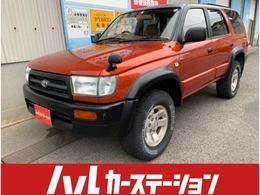 トヨタ ハイラックスサーフ 3.4 SSR-X ワイドボディ 4WD