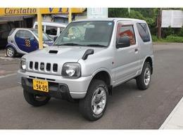 スズキ ジムニー 660 XL 4WD 背面タイヤ/フル装備