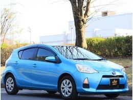 トヨタ アクア 1.5 S 純正SDナビ・フルセグ・ETC・禁煙車