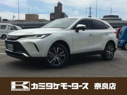 トヨタ ハリアー 2.0 G SUV・ブラック内装・キーフリー